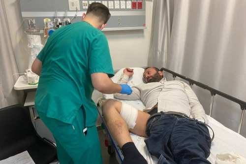Al menos 8 periodistas heridos en los incidentes de Jerusalén