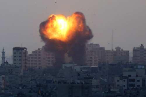Israel rechaza la propuesta de Egipto de alto el fuego…