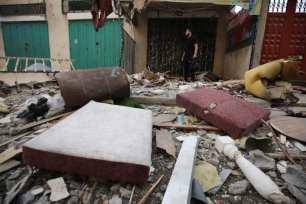 20 palestinos, entre ellos 9 niños, muertos en Gaza [Mohammed Asad/Monitor de Oriente].