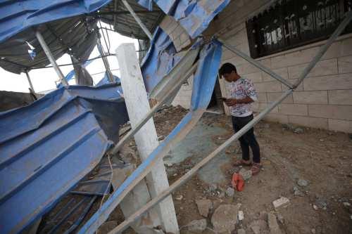 Mueren 20 palestinos en Gaza, 9 de ellos menores
