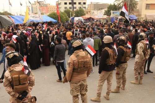 Irak: Los manifestantes en Karbala quieren boicotear las elecciones