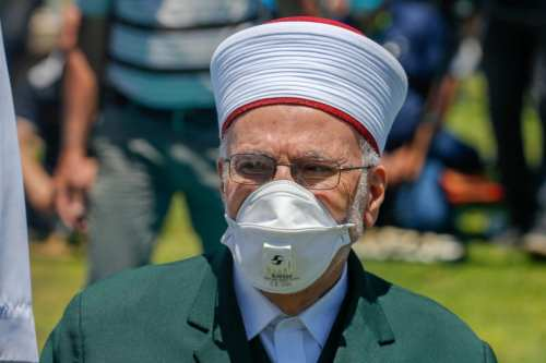 Sabri opina que los colonos asaltan Al-Aqsa para demostrar que…