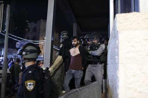 El ejército israelí detiene a 9 palestinos en las recientes…