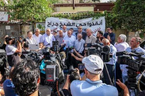 Los residentes de Sheikh Jarrah instan a Jordania a entregar…