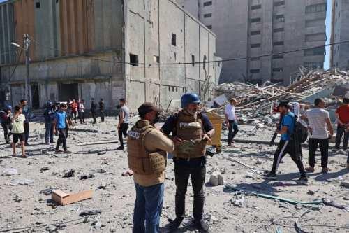 Associated Press quiere una investigación independiente sobre el bombardeo israelí…