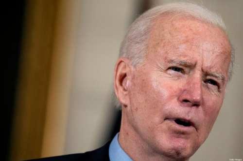 Biden dice que Israel no ha reaccionado de forma exagerada…