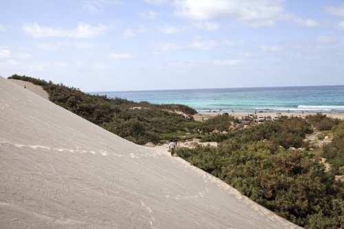Los turistas israelíes acuden a Socotra para participar en las…