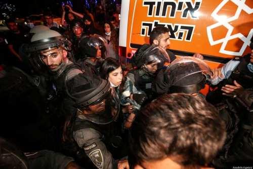 Israel y sus colonos ilegales demuestran la realidad y la…