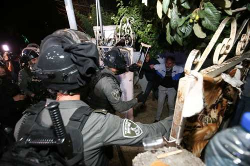 """Hamás: Los desalojos de Sheikh Jarrah son una """"limpieza étnica"""""""