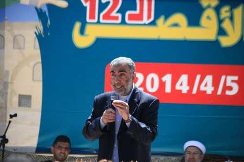Israel procesa a sheikh Kamal Al-Khatib, líder del Movimiento Islámico