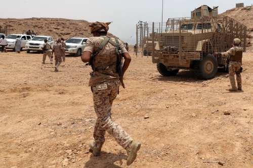 """EAU construye una """"misteriosa"""" base aérea en la isla de…"""