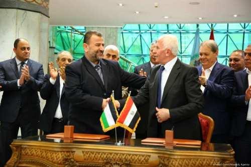 La interminable reconciliación entre Hamás y Fatah