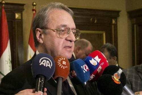 Turquía y Rusia debaten sobre Siria y Libia