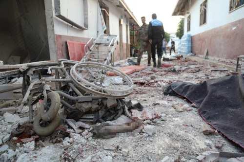 """Siria: El enviado de la ONU condena """"enérgicamente"""" el ataque…"""