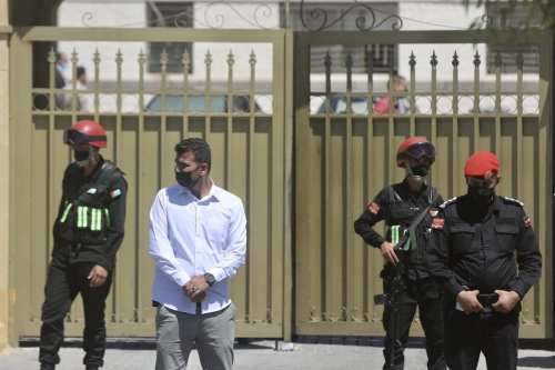 Jordania inicia las audiencias en el caso de sedición del…