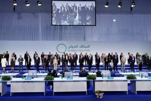 Comienza en Roma la reunión de la coalición contra el…