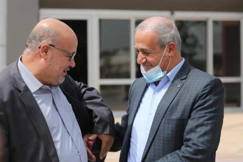 Hamás nombra a un nuevo dirigente de la administración gubernamental…