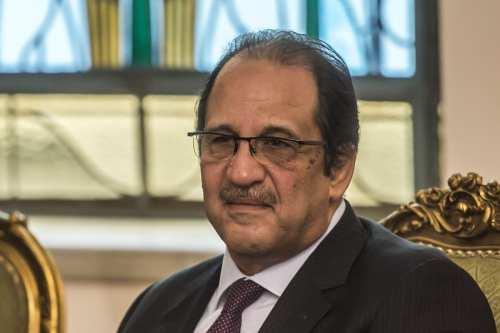 """El jefe de la inteligencia egipcia y su visita """"discreta""""…"""