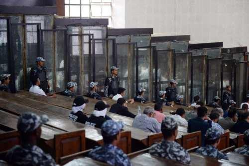 Las nuevas condenas a muerte en Egipto nos exigen pedir…