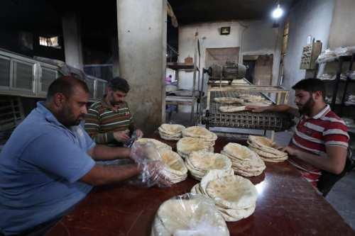 El régimen de Assad detiene a un panadero sirio por…