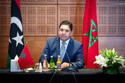 Marruecos: El ministro de Asuntos Exteriores expresa su apoyo a…