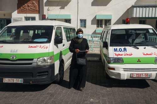 Israel impide que los pacientes con cáncer salgan de Gaza…