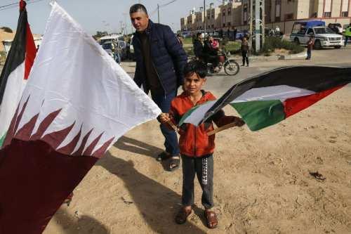 La resistencia palestina se niega a entregar las ayudas de…