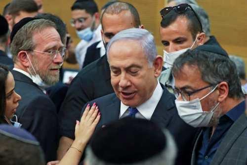 Netanyahu advierte sobre la creación de un Estado palestino en…