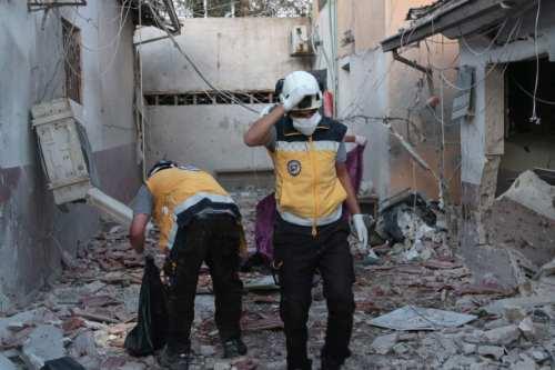 Al menos 13 muertos en Siria tras dos ataques en…