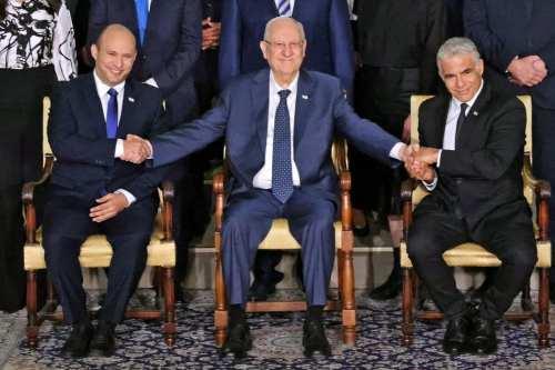 El nuevo gobierno de Israel comienza a trabajar con una…