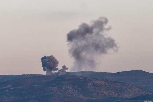 Siria: ataques con misiles contra las tropas estadounidenses