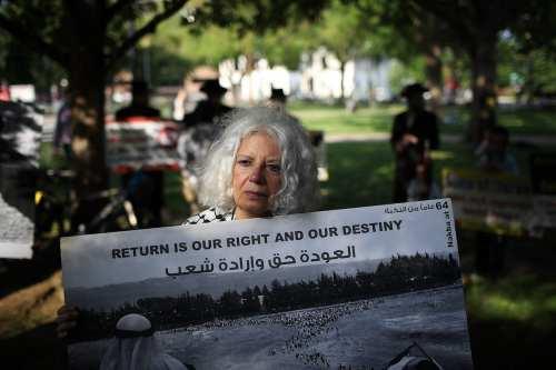¿Volver a mi país? Como palestina, me gustaría tener esa…