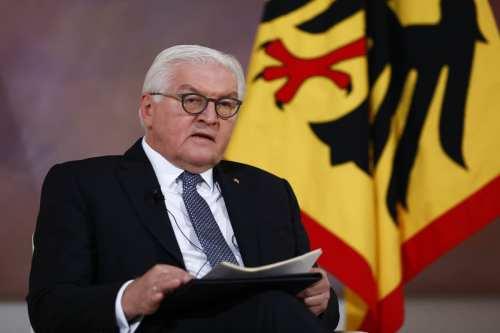 Alemania: el presidente afirma que la CPI no tiene jurisdicción…