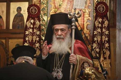 El Patriarca ortodoxo griego insiste en que la mezquita de…