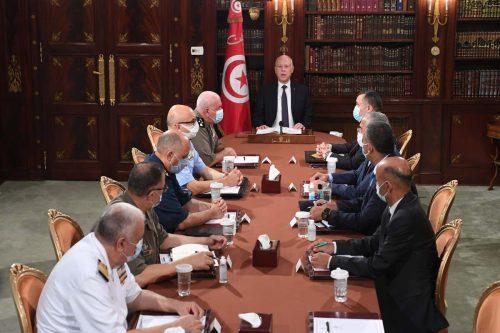 La inestabilidad y el golpe de Estado en Túnez están…