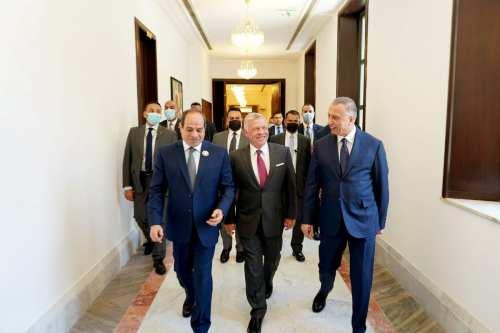 La cumbre de Bagdad del domingo abarcó temas estratégicos, políticos…
