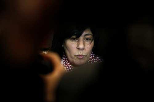 Israel se niega a dejar a la dirigente del FPLP…