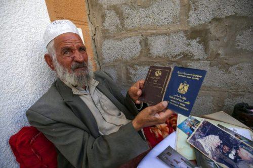 Grupo de derechos: 5.000 habitantes de Gaza no tienen documentos…