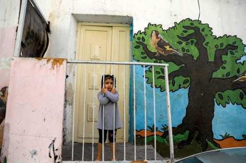 Los niños de Silwan con traumas debido a la política…