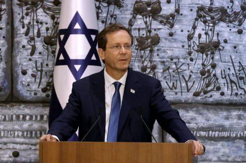 El presidente israelí reafirma su apoyo a Grecia