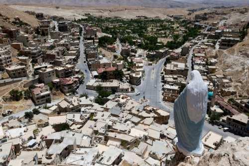 El pueblo de Siria que aun habla la lengua de…