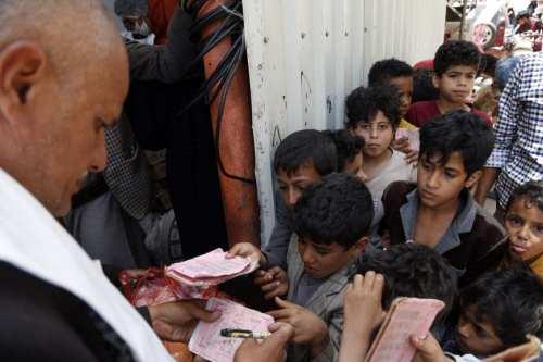 UNICEF: la educación de 6 millones de niños yemeníes está…