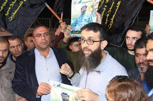 Las fuerzas palestinas detienen a un alto dirigente de la…