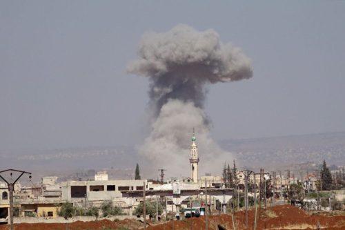La oposición siria en Daraa pide a Turquía que actúe…