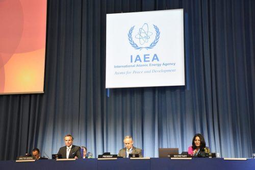 El OIEA informa de los avances de Irán en relación…