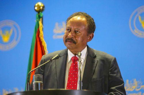 Hamdok de Sudán propone una hoja de ruta para poner…