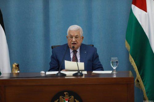 "Gantz se reunió con Abbas por intereses políticos ""personales"", afirma…"