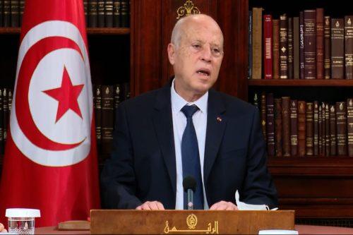 El presidente de Túnez es criticado por censurar los medios