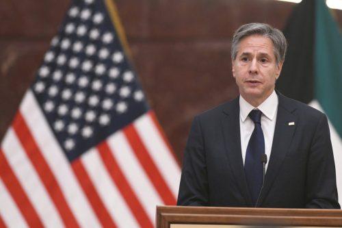 Blinken: EEUU avanzará en la reapertura de su embajada palestina…
