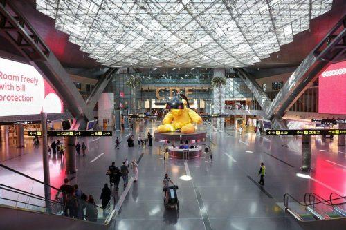 Qatar sustituye a Singapur como mejor aeropuerto del mundo